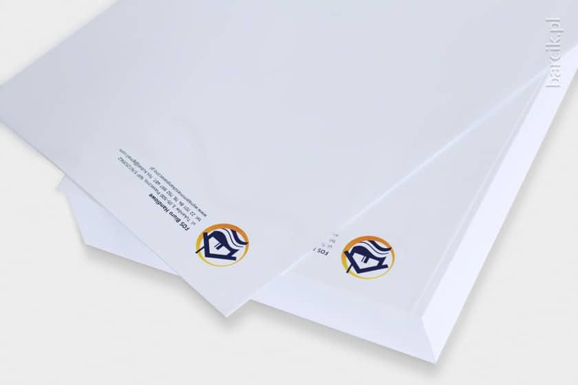 Papier firmowy A4, preprint 90 g, druk pełnokolorowy CMYK