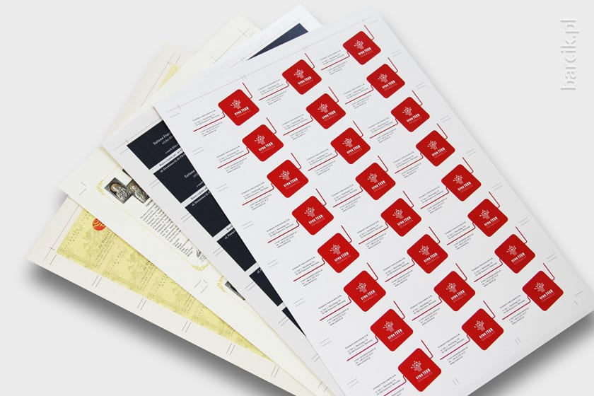 Ordering unfinished sheets lets you cut costs without compromising quality